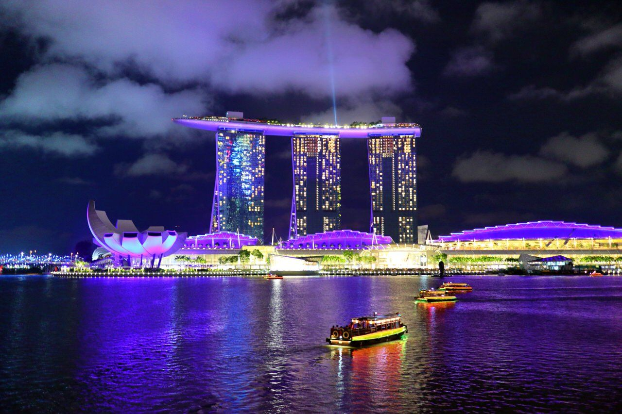 3.三連休で行ける!人気の「シンガポール」で聖地巡礼