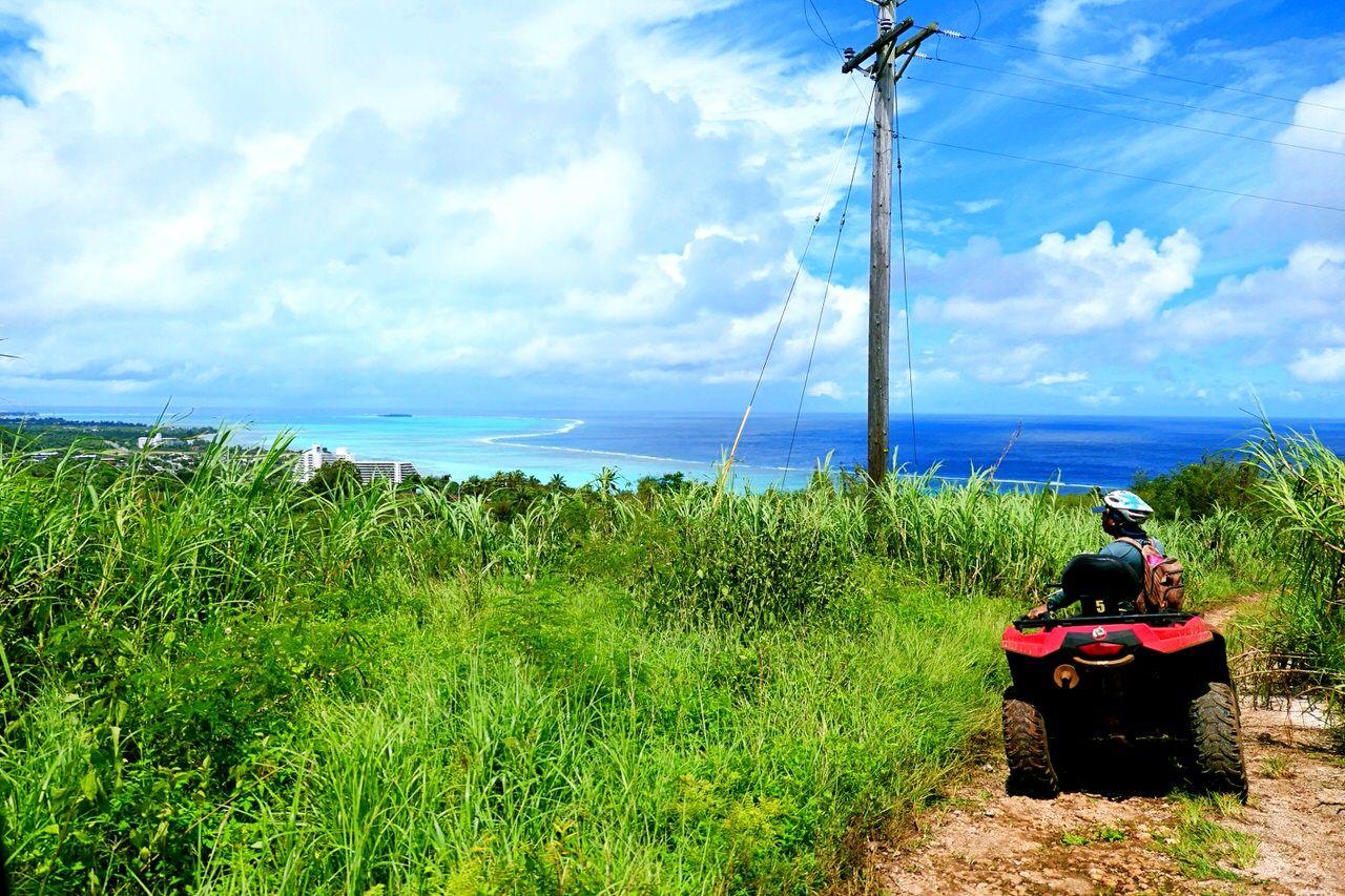 サイパン1日目:マニャガハ島とバギーに乗ってジャングル探検!