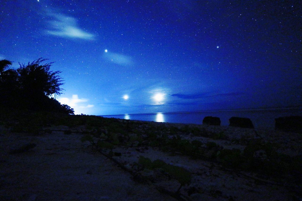 サイパン1日目:夜は星空ツアーorマッサージ!