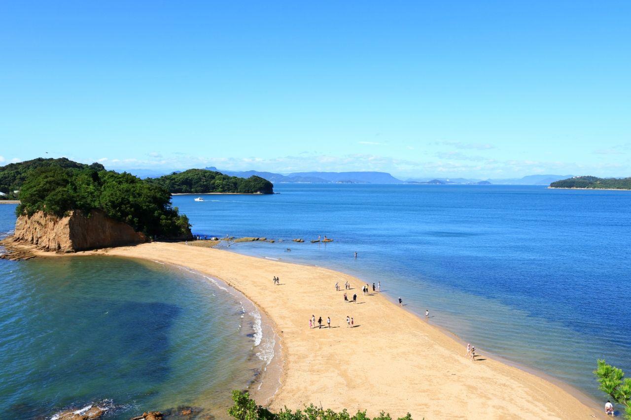 2日目日中:意外と広い小豆島へ!