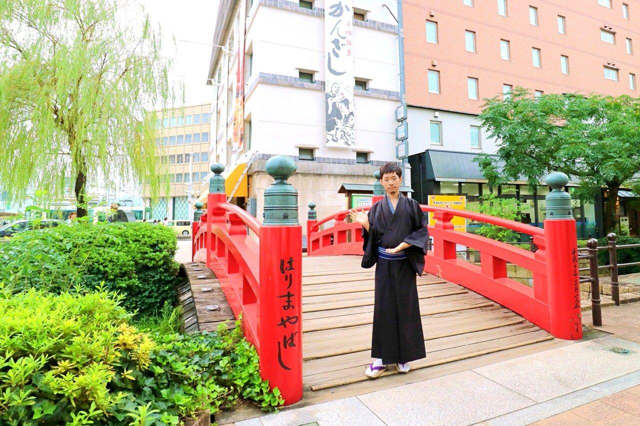 1日目午後〜夕方:高知市内中心街を散策