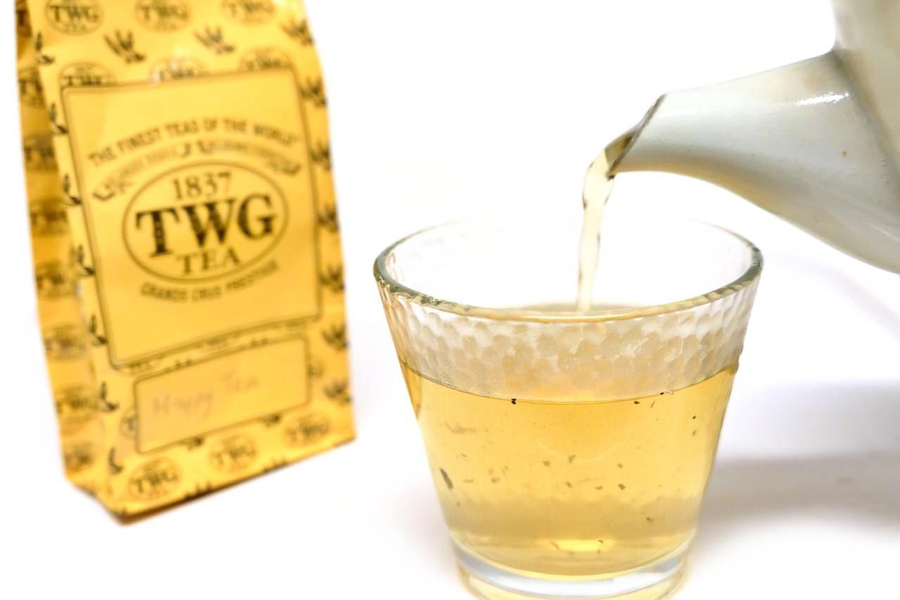 お土産にも最適な紅茶「TWG」