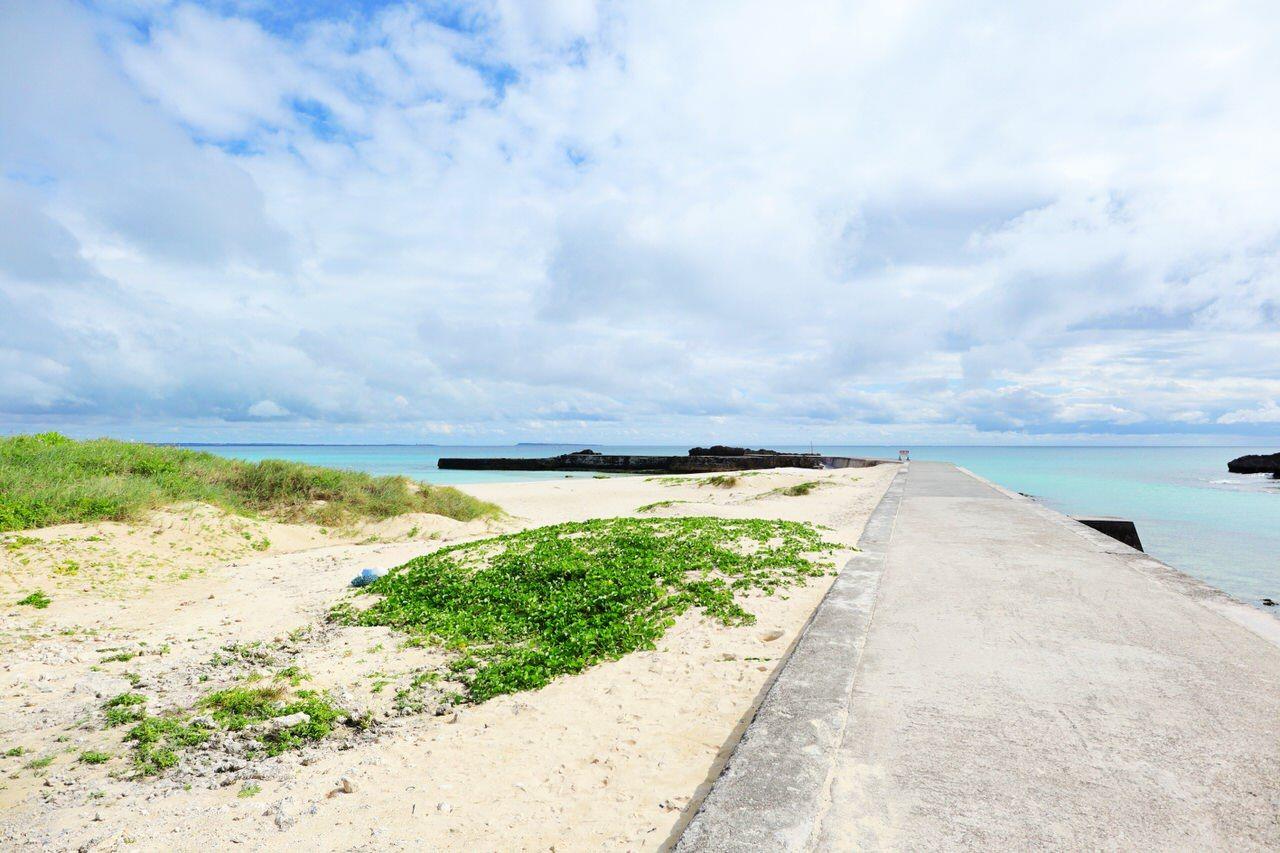 8.渡口の浜/伊良部島