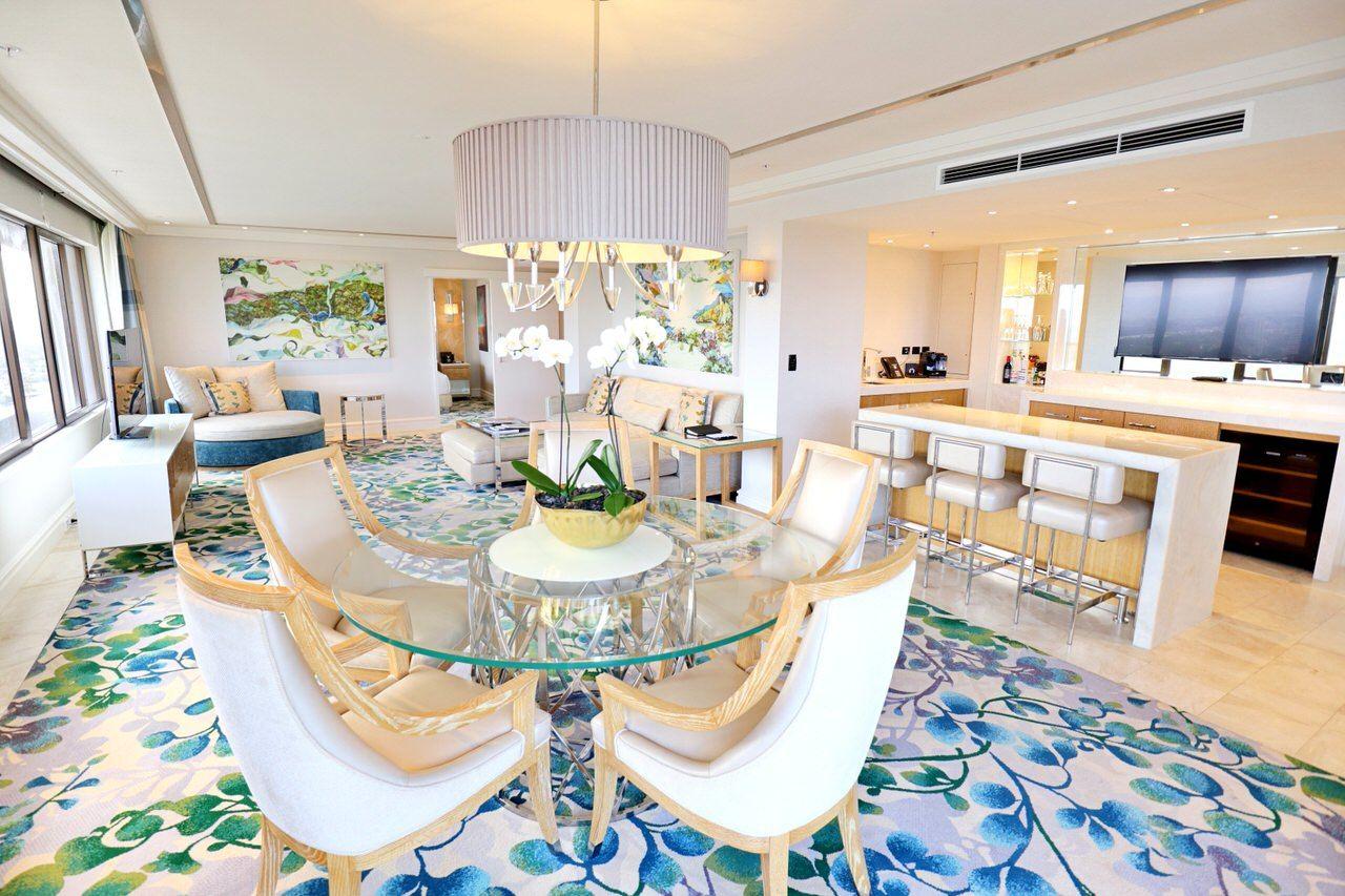 ザ・スター グランド・アット ザ・スター ゴールドコーストはカジノもある5ツ星贅沢ホテル