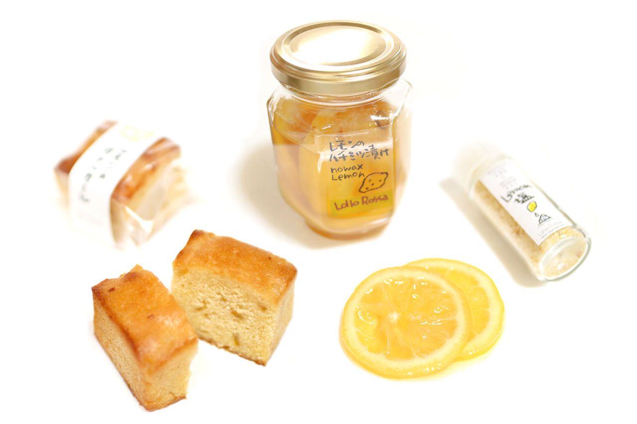 香川土産に!レモン農家ロロロッサの無添加で苦くないグルメアイテム