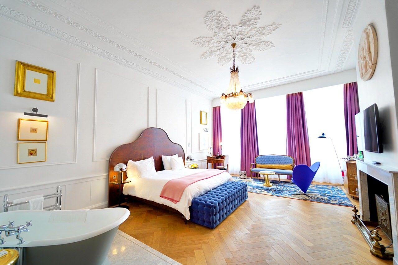 ピューリッツァー・アムステルダムは上品で遊び心満点ホテル