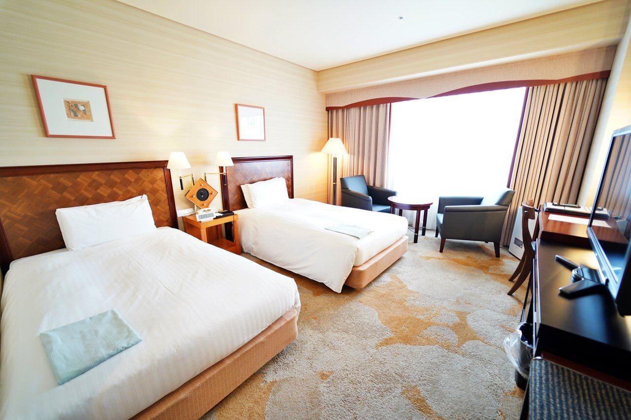 出張でも家族旅行でも使いやすいホテル