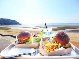 インスタ映えの香川・父母ヶ浜にオシャレグルメが続々オープン!