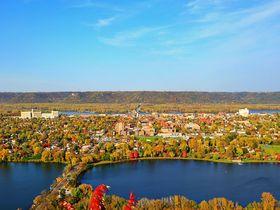 秋に訪れたい!紅葉が綺麗なミネソタ州ミシシッピ川沿いスポット