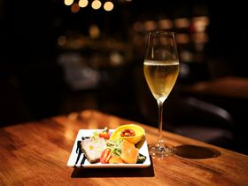 ロイヤルパークホテル高松のラウンジはご当地お茶漬けも楽しめる!