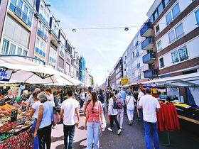 市場は必見!アムステルダム「デ・ペイプ」エリア散策