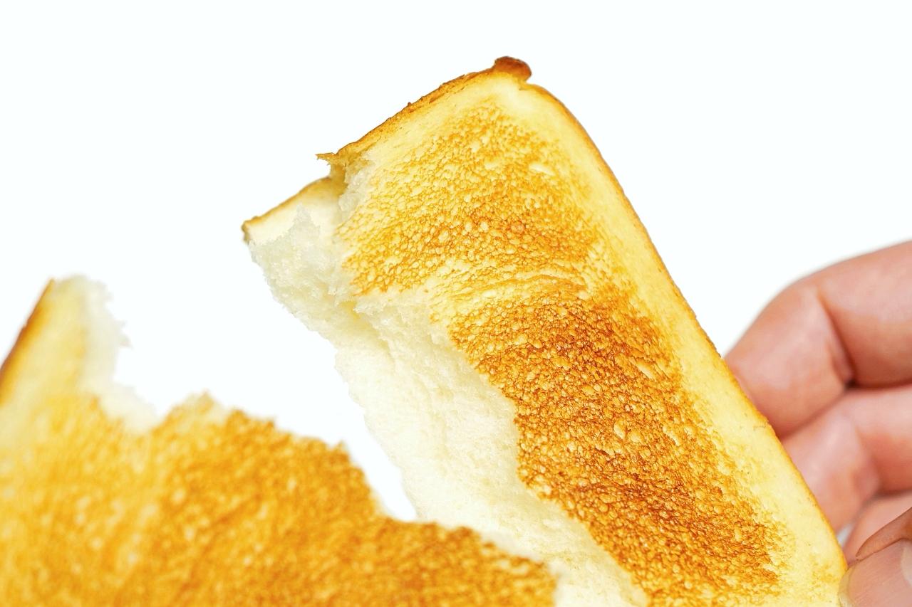 食感にこだわった高級食パン