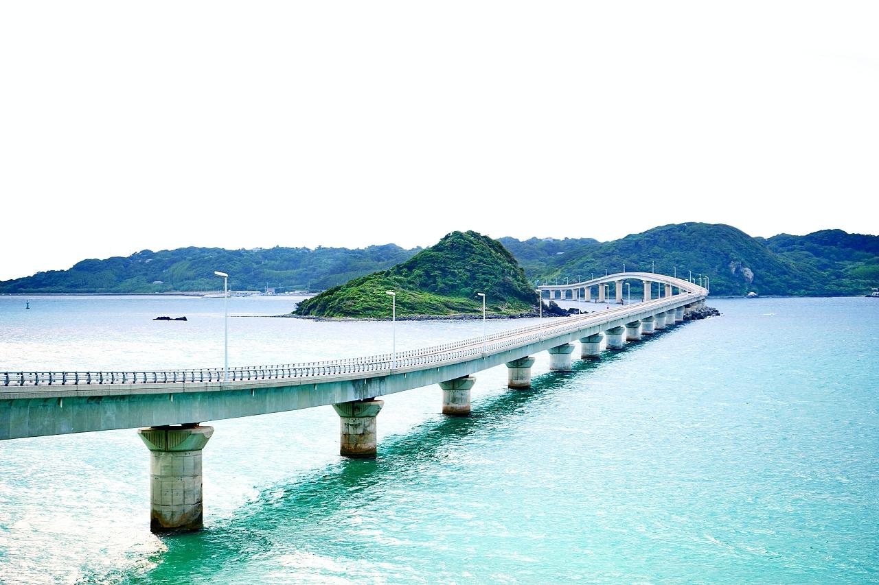 CMでも有名な長〜い橋は必見!「角島エリア」