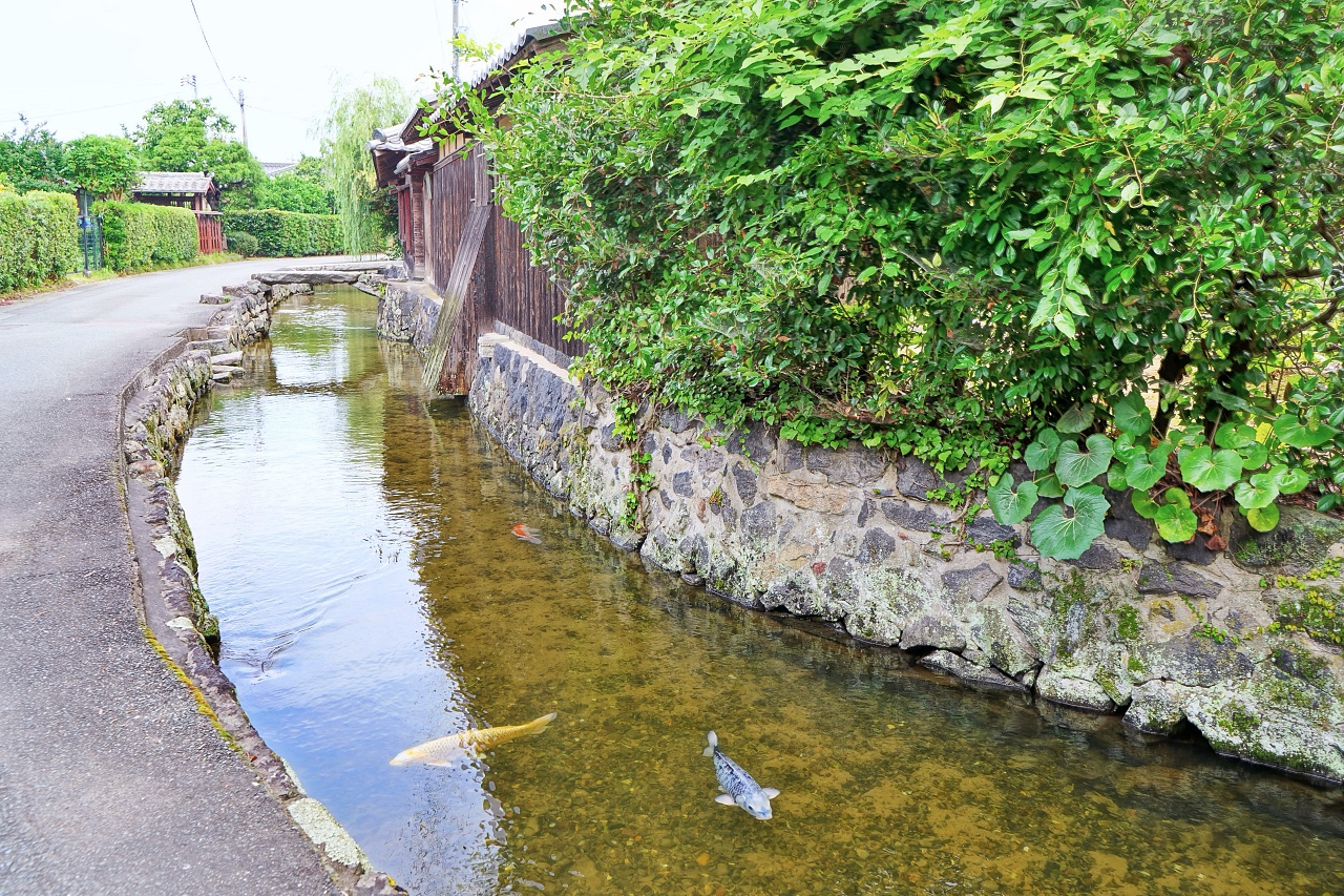 小京都のシブい街並み散策!「萩エリア」