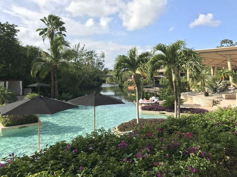 これぞ大人のバカンス、メキシコ リビエラマヤの最高級リゾート「ローズウッドマヤコバ」