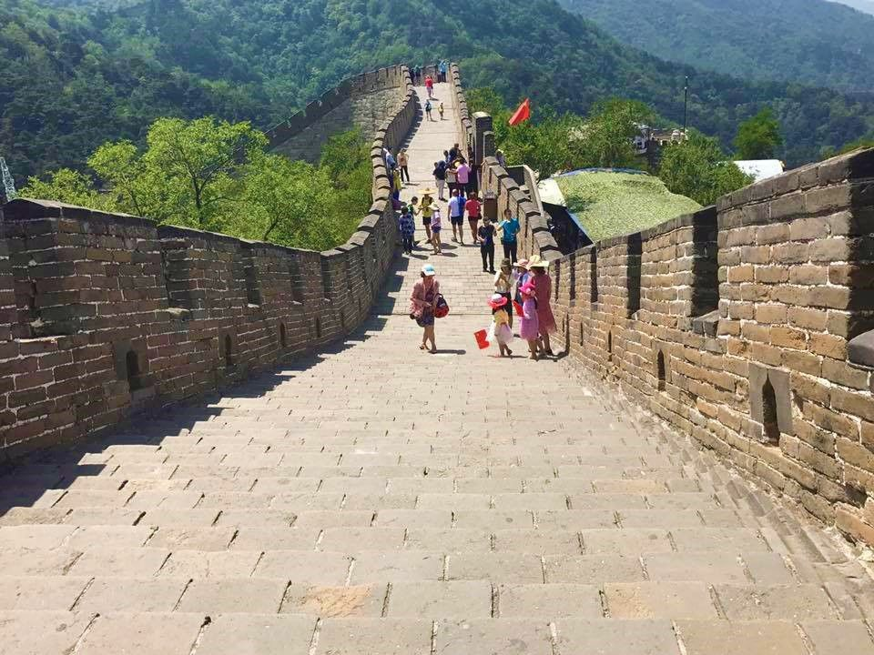綺麗・混まない!北京から行ける万里の長城なら「慕田峪長城」へ!