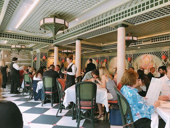 ニューオーリンズの超有名レストラン、ブレナンズ