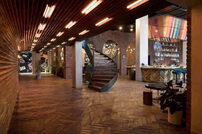 ワイズ通りの新ランドマーク!ウィリアムズバーグホテル