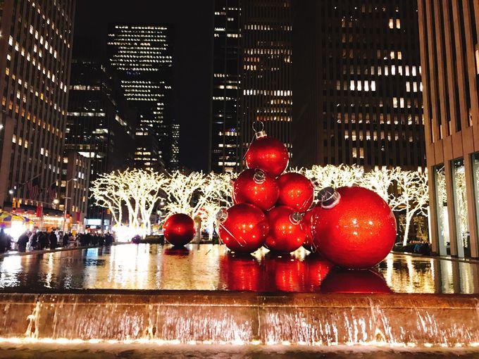 季節限定!レディオシティのクリスマススペクタキュラー