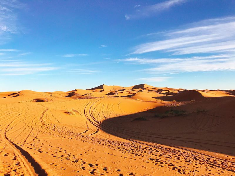砂漠の絶景!フェズ発マラケシュ着モロッコ周遊の旅に出よう