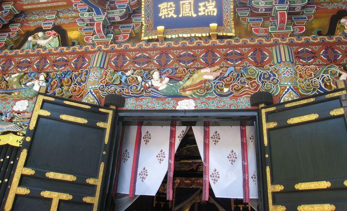 桃山様式の廟建築「瑞鳳殿」