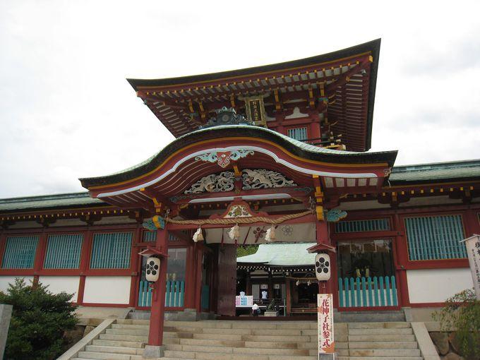 日本最古の天満宮