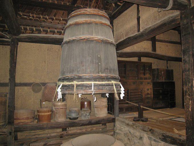 珍しい蒸し器