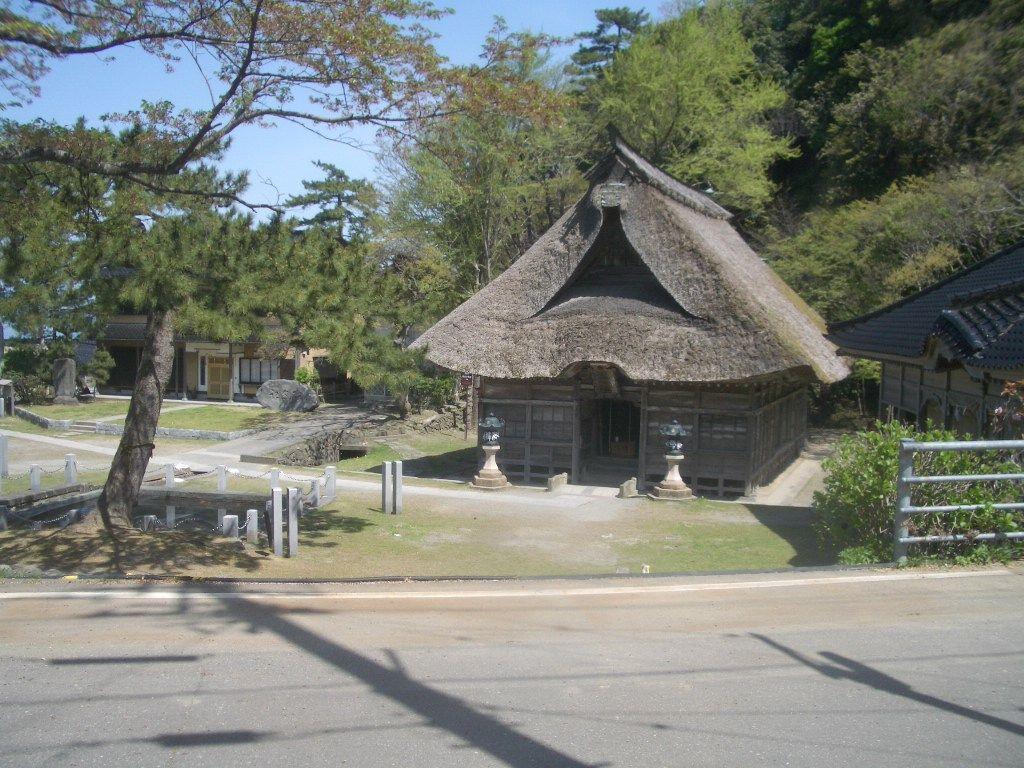 7.能生白山神社