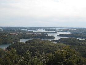 伊勢志摩国立公園・英虞湾のパノラマを独り占め!志摩市「横山展望台」