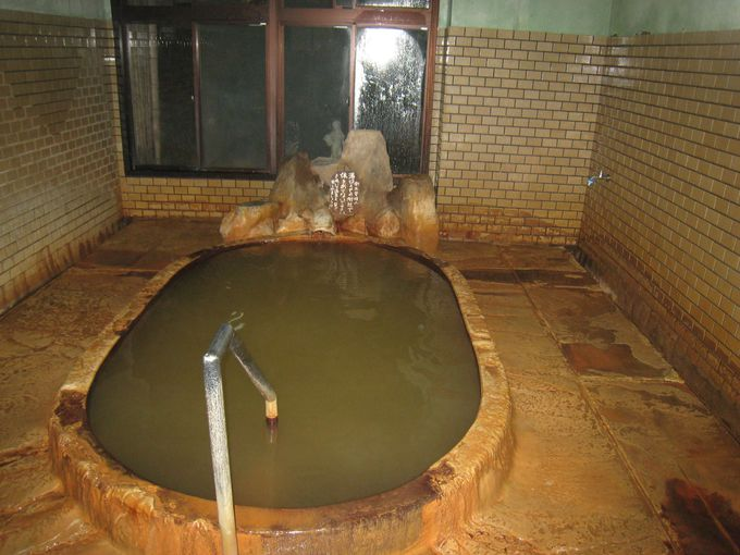 島根県大田市「温泉津温泉」でオール5の泉質を体感