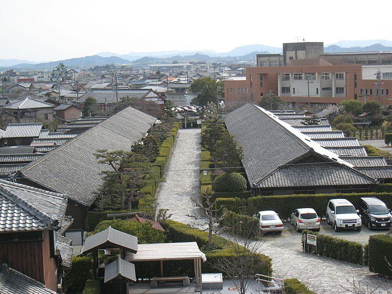 現役の「御城番屋敷(国史跡)」!歴史浪漫感じる町・松阪市