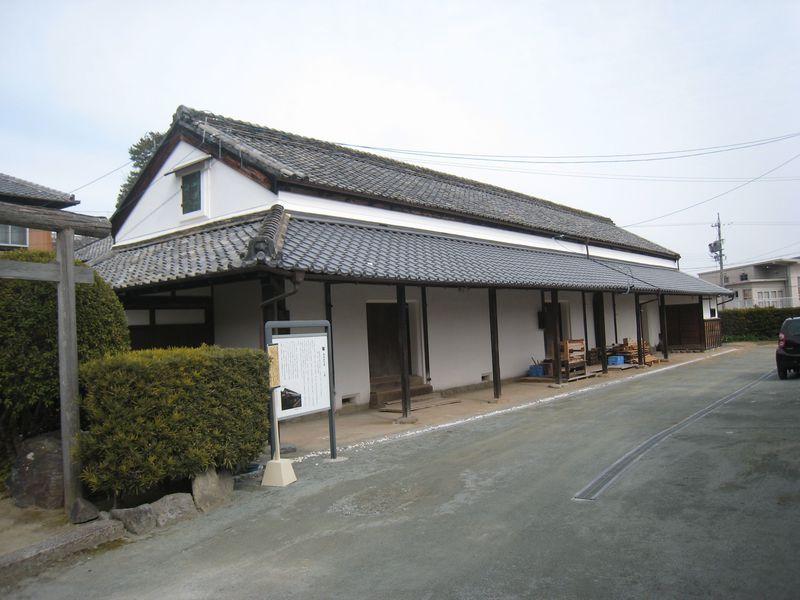 松阪城関連で唯一の現存建造物
