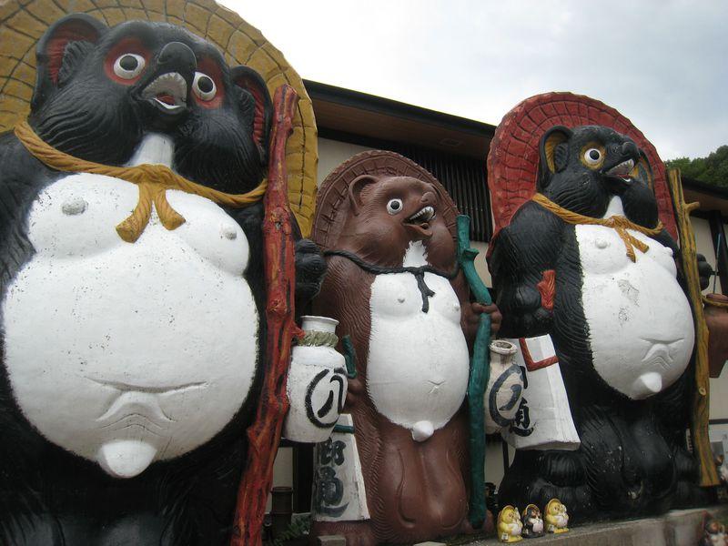 信楽で日本一の大狸から貰う「八相縁起」と笑顔の思い出!
