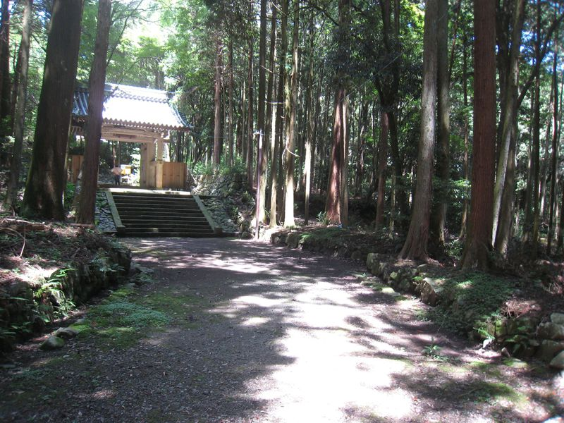 比叡山のパワースポット!飯室谷に残る廃寺「安楽律院」