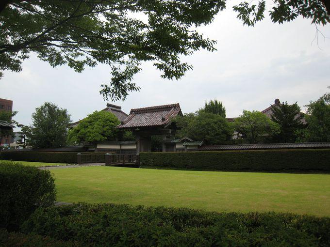 東北地方で唯一現存する藩校「致道館」