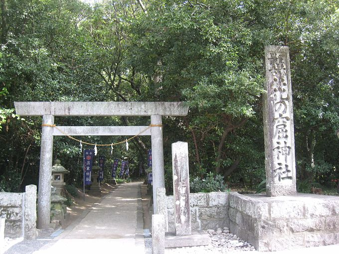 伊勢路に残る最古の神社