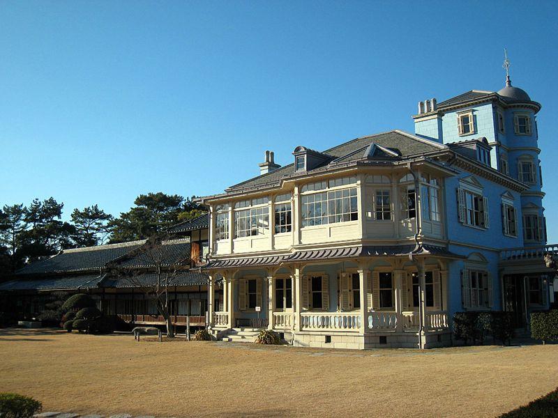 宿場町・桑名の「六華苑」が見せる日本家屋と洋館の融合美!