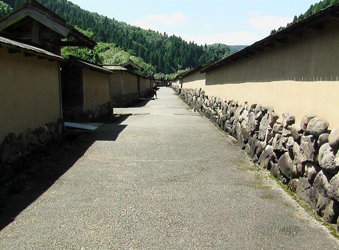 京の都を模した城下町