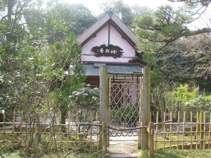 泉州・堺で造られた茶室
