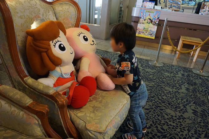 子ども心をキャッチ!「おもちゃ王国」キャラクター