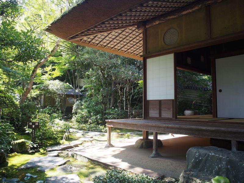 明治の匠の技に感動!伊予の小京都・大洲の名建築「臥龍山荘」