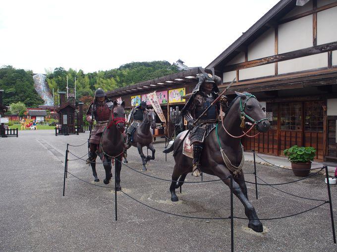 10.伊勢安土桃山文化村(ちょんまげワールド伊勢)