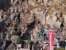 閑静な伊賀の山里を満喫「新大佛寺」「さるびの温泉」