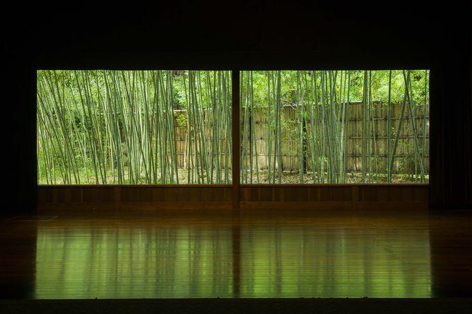 まるで自然の美術館「若州一滴文庫」