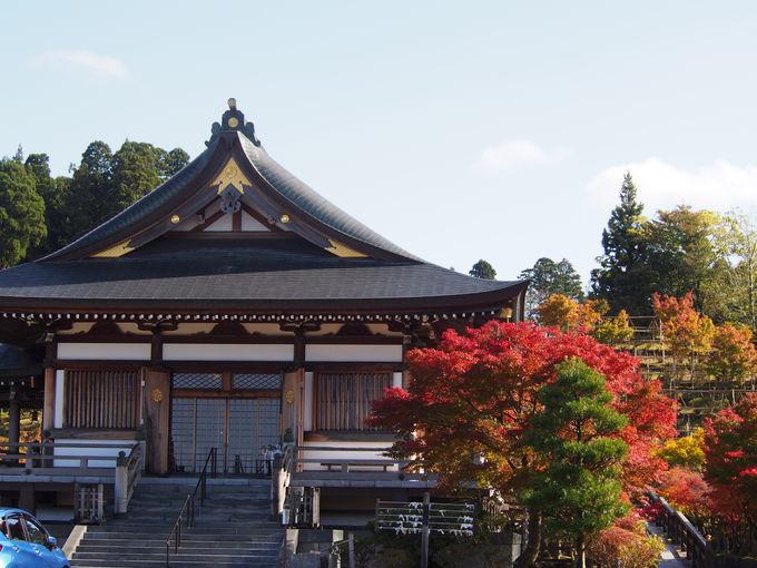 優雅な寝殿造りの「西の坊鳳凰殿」