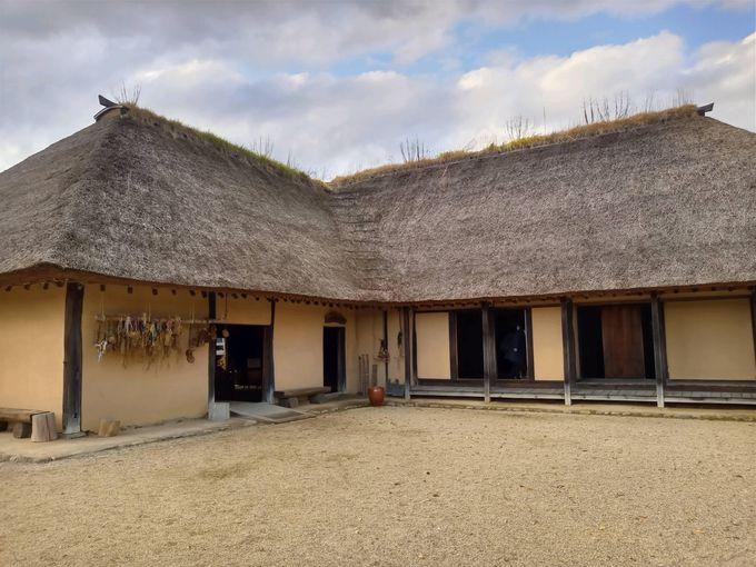 築250年の歴史ある「曲り家」