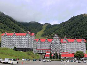 北アルプスのメルヘンチックなホテル、長野「ホテルグリーンプラザ白馬」