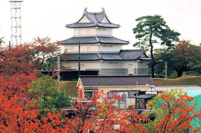 「新発田城」が戦国自衛隊の城と呼ばれる理由