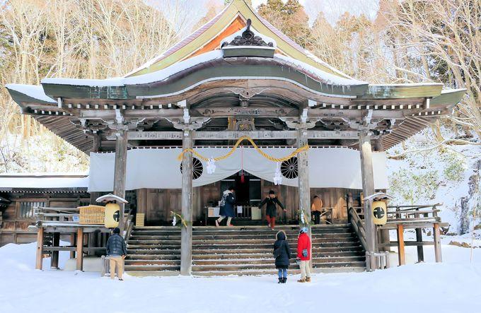 1.戸隠神社中社