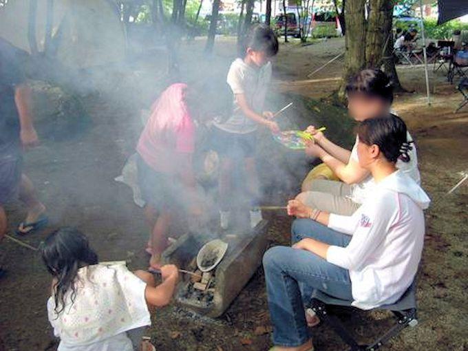 子どものストレス解消には自然の中のキャンプが一番!
